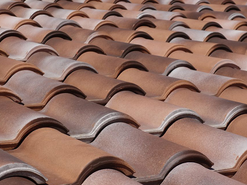 tile shingle roofing installation