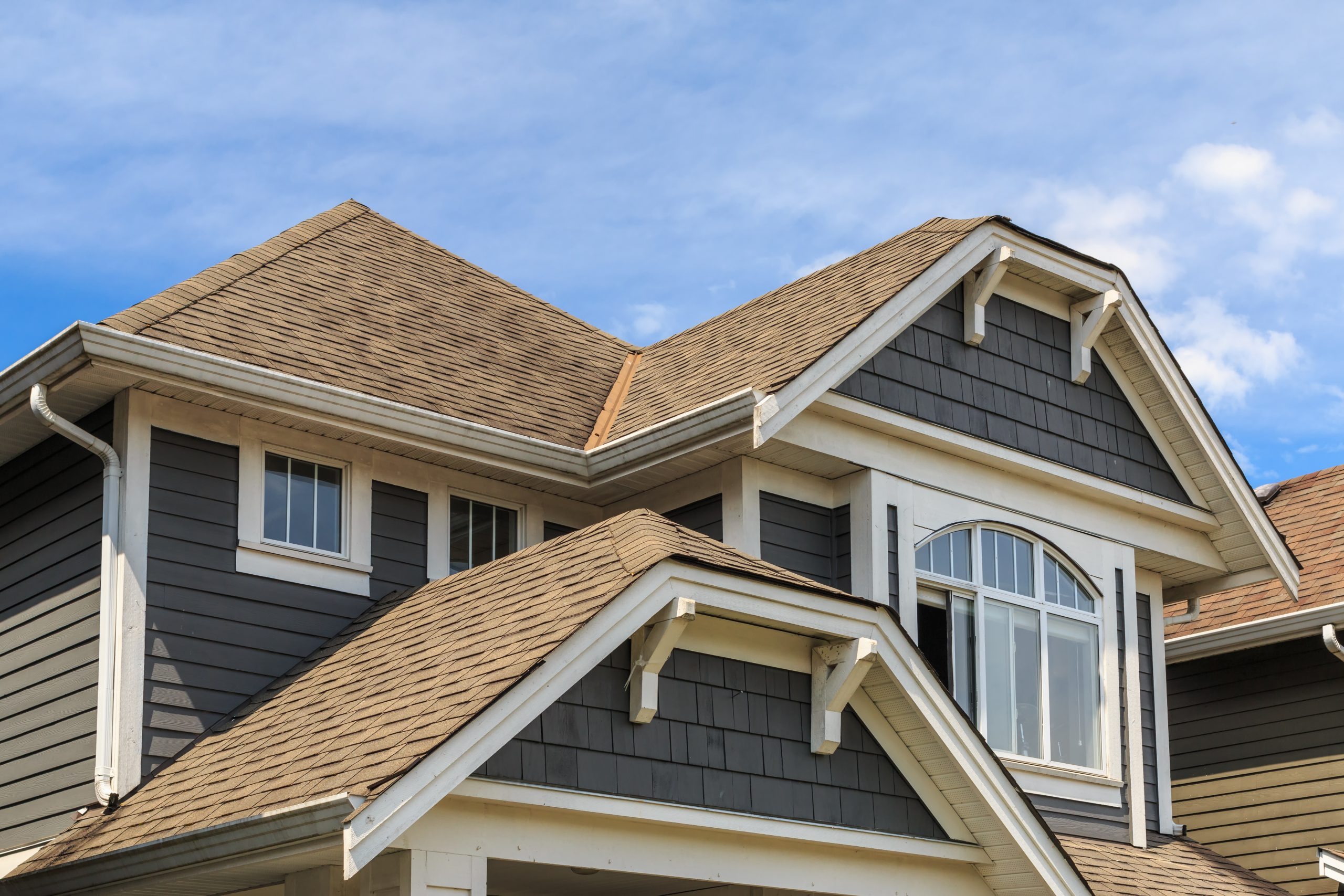 Modern House roofing Naperville